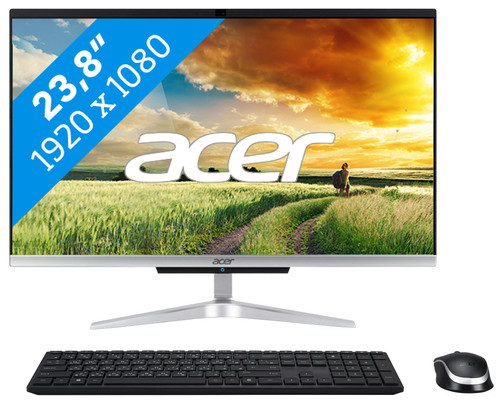 Acer Aspire C24-420 A3512 NL All-in-One Main Image