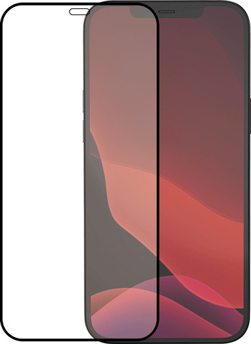 Azuri Tempered Glass Apple iPhone 12 Pro Max Rinox Armor Zwart Main Image