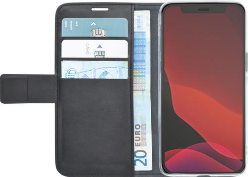 Azuri Wallet iPhone 12 mini Book Case Zwart Main Image