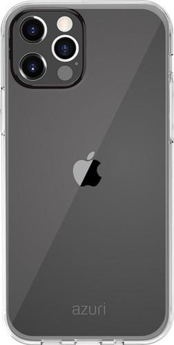 Azuri TPU Apple iPhone 12 Pro Max Back Cover Transparant Main Image