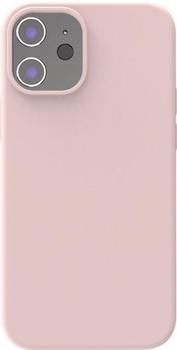 Azuri Back Cover iPhone 12 mini Siliconen Back Cover Roze Main Image