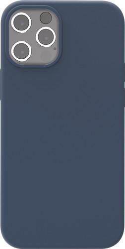 Azuri Back Cover Apple iPhone 12 Pro Max Siliconen Back Cover Blauw Main Image
