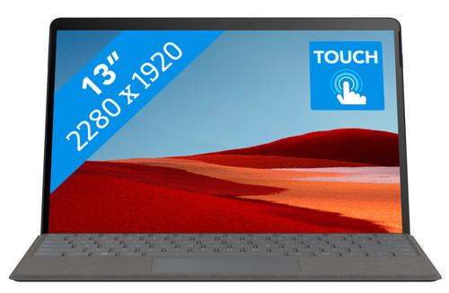 Microsoft Surface Pro X - SQ2 - 16GB - 256GB Zwart Main Image