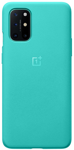 OnePlus 8T Sandstone Back Cover Blauw Main Image