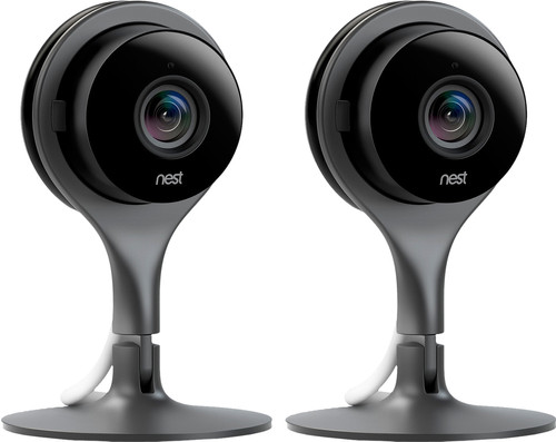 Google Nest Cam Indoor Duo Pack Main Image