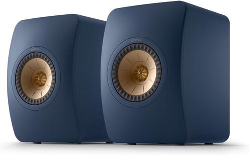 KEF LS50 META (per paar) Blauw Main Image