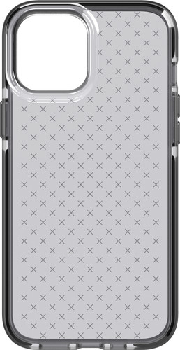 Tech21 Evo Check iPhone 12 Pro Max Back Cover Zwart Main Image