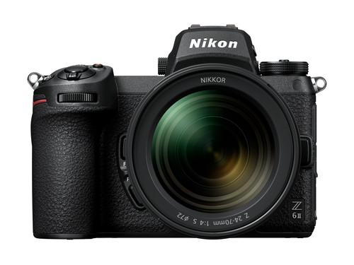 Nikon Z6 II + Nikkor Z 24-70mm f/4 S + FTZ Adapter Main Image