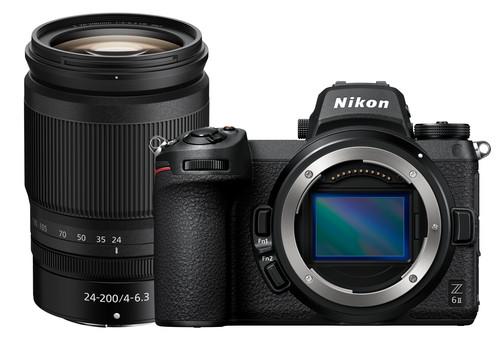 Nikon Z6 II + Nikkor Z 24-200mm f/4-6.3 VR + FTZ Adapter Main Image