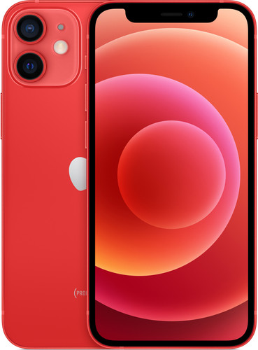 Apple iPhone 12 Mini 64GB RED Main Image