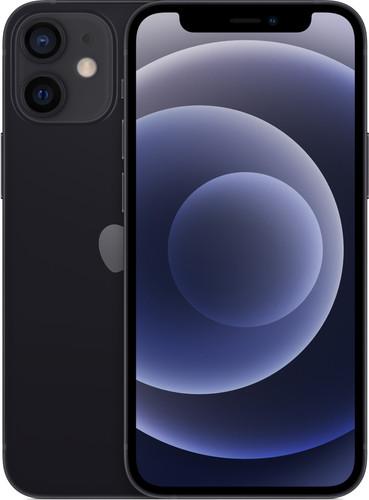 Apple iPhone 12 mini 128GB Zwart Main Image