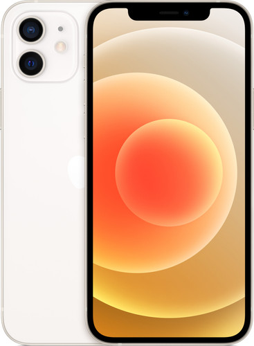 Apple iPhone 12 128GB Wit Main Image