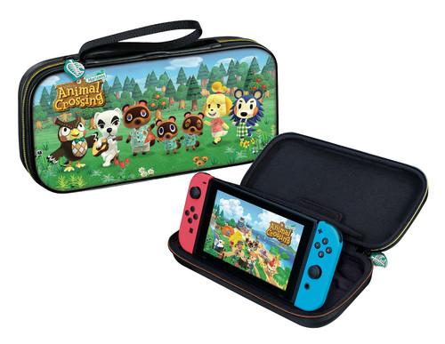Bigben Nintendo Switch Travel Case Animal Crossing Main Image