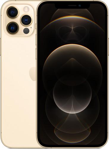 Apple iPhone 12 Pro 128GB Goud Main Image