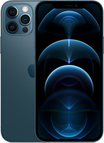 Apple iPhone 12 Pro 128GB Pacific Blue Main Image
