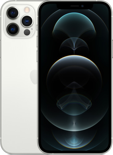 Apple iPhone 12 Pro 256GB Zilver Main Image
