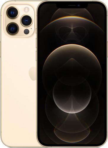 Apple iPhone 12 Pro Max 128GB Goud Main Image