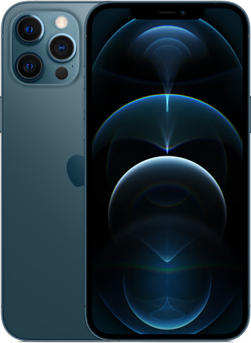Apple iPhone 12 Pro Max 256GB Pacific Blue Main Image