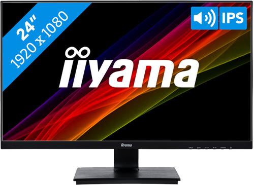 iiyama ProLite XU2492HSU-B1 Main Image