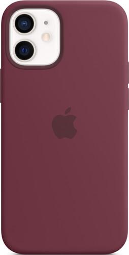 Apple iPhone 12 mini Back Cover met MagSafe Pruimenpaars Main Image