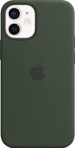 Apple iPhone 12 mini Back Cover met MagSafe Cyprusgroen Main Image