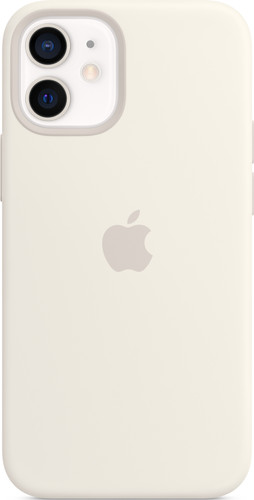 Apple iPhone 12 mini Back Cover met MagSafe Wit Main Image