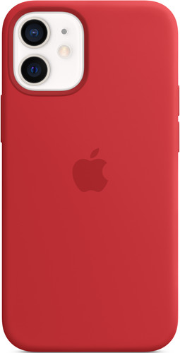 Apple iPhone 12 mini Back Cover met MagSafe RED Main Image