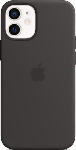 Apple iPhone 12 mini Back Cover met MagSafe Zwart Main Image