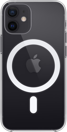 Apple iPhone 12 Mini Back Cover with MagSafe Transparent Main Image