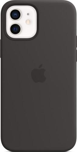 Apple iPhone 12 / 12 Pro Back Cover met MagSafe Zwart Main Image