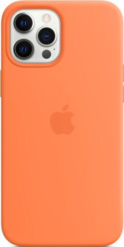 Apple iPhone 12 Pro Max Back Cover met MagSafe Kumquat Main Image