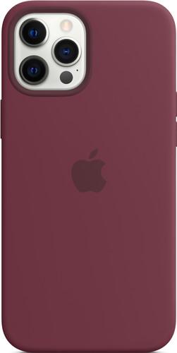 Apple iPhone 12 Pro Max Back Cover met MagSafe Pruimenpaars Main Image