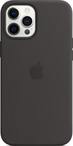 Apple iPhone 12 Pro Max Back Cover met MagSafe Zwart Main Image
