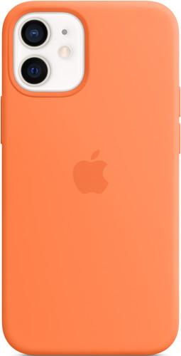 Apple iPhone 12 mini Back Cover met MagSafe Kumquat Main Image