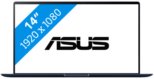 Asus ZenBook UX434FAC-A5080T Main Image