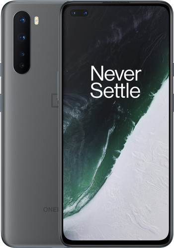 OnePlus Nord 256GB Light Gray 5G Main Image