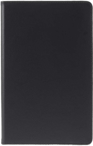 Just in Case Rotating Samsung Galaxy Tab A7 (2020) Back Cover Black Main Image
