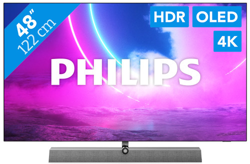 Philips 48OLED935 - Ambilight Main Image