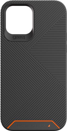 GEAR4 Battersea Apple iPhone 12 / 12 Pro Back Cover Zwart Main Image
