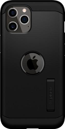 Spigen Tough Armor Apple iPhone 12 / 12 Pro Back Cover Zwart Main Image