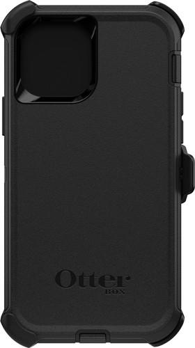 OtterBox Defender Apple iPhone 12 / 12 Pro Back Cover Black Main Image