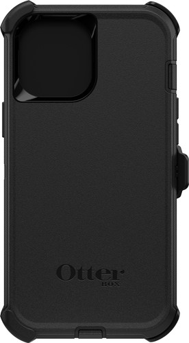 Otterbox Defender Apple iPhone 12 Pro Max Back Cover Zwart Main Image