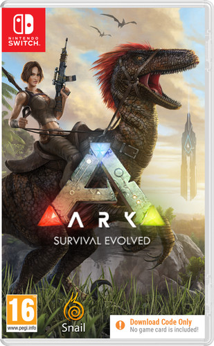 ARK Survival Evolved Nintendo Switch Main Image