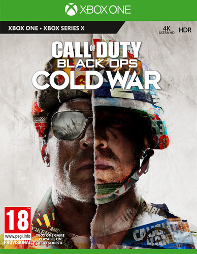 Call of Duty: Black Ops Cold War Xbox One Main Image