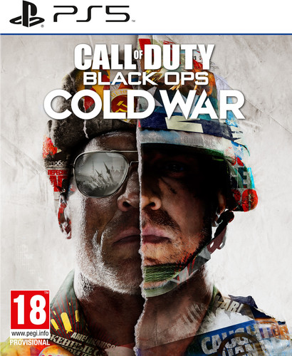 Call of Duty: Black Ops Cold War PS5 Main Image