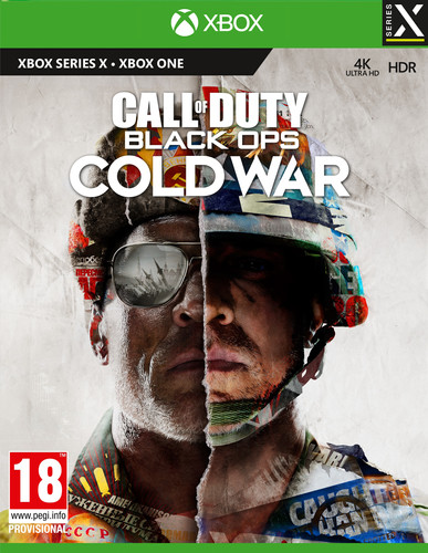 Call of Duty: Black Ops Cold War Xbox Series X Main Image