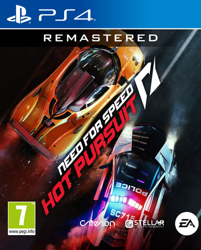 Need for Speed: Hot Pursuit Remastered PS4 Main Image