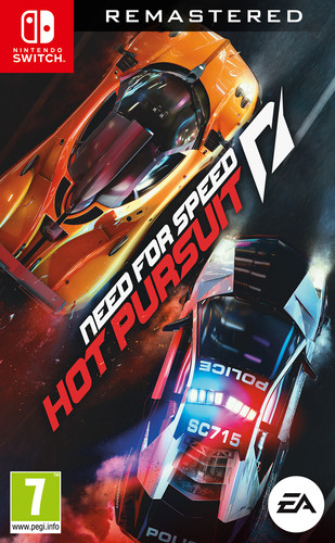 Need for Speed: Hot Pursuit Remastered Nintendo Switch Main Image