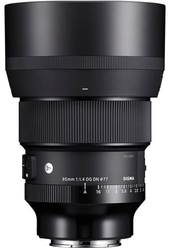 Sigma 85mm f/1.4 DG DN Art Sony E Main Image