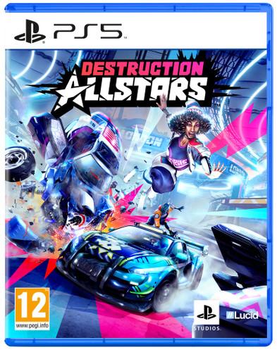 Destruction AllStars PS5 Main Image